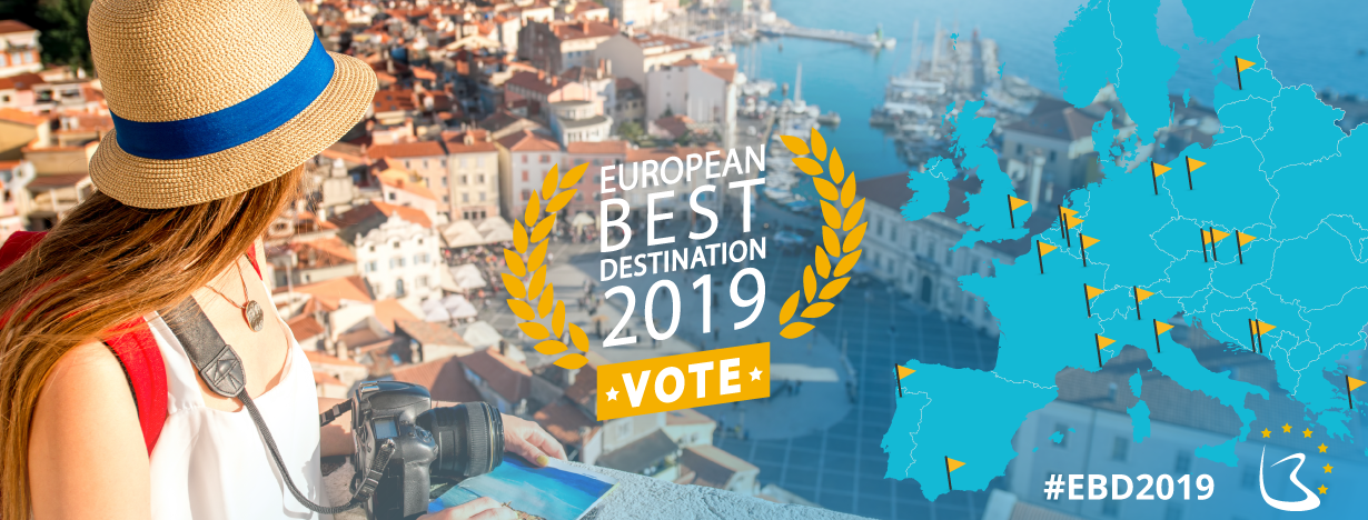 European, best, destination, vote, cities