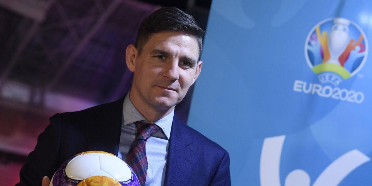 UEFA Euro 2020: Zoltán Gera is Budapest Ambassador!