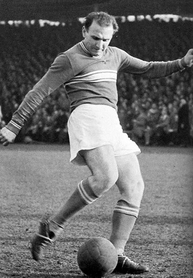 Hidegkuti Nándor, legendary, football, player, sports