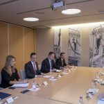 Hungarian foreign minister discusses migration, economic cooperation with CEI Secretary-General