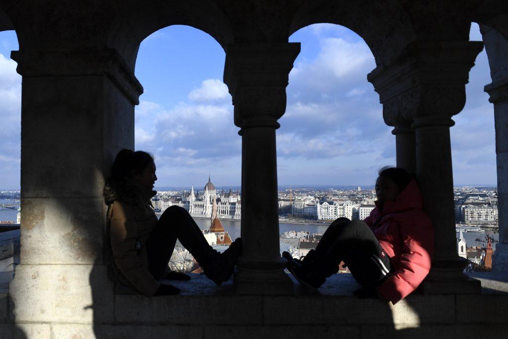 tourism hungary budapest