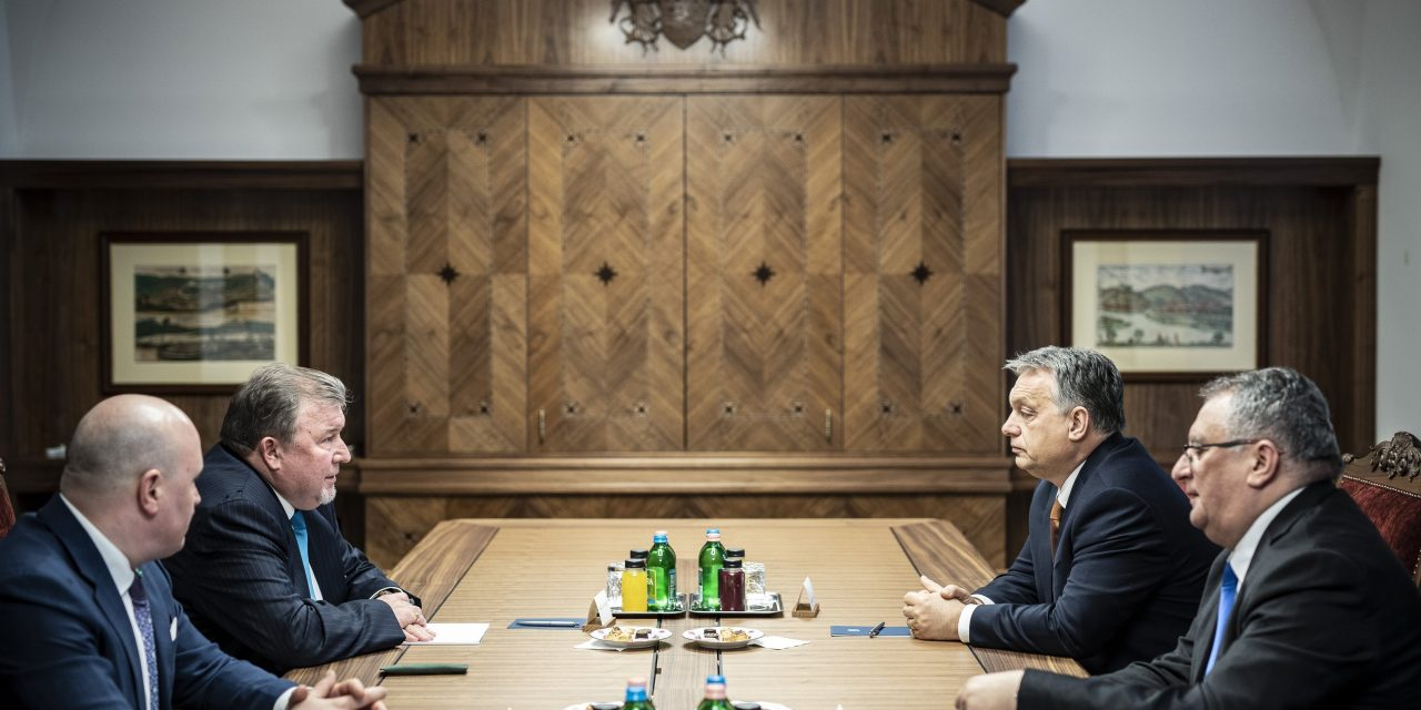 Orbán: International Investment Bank in Hungary 'significant development'