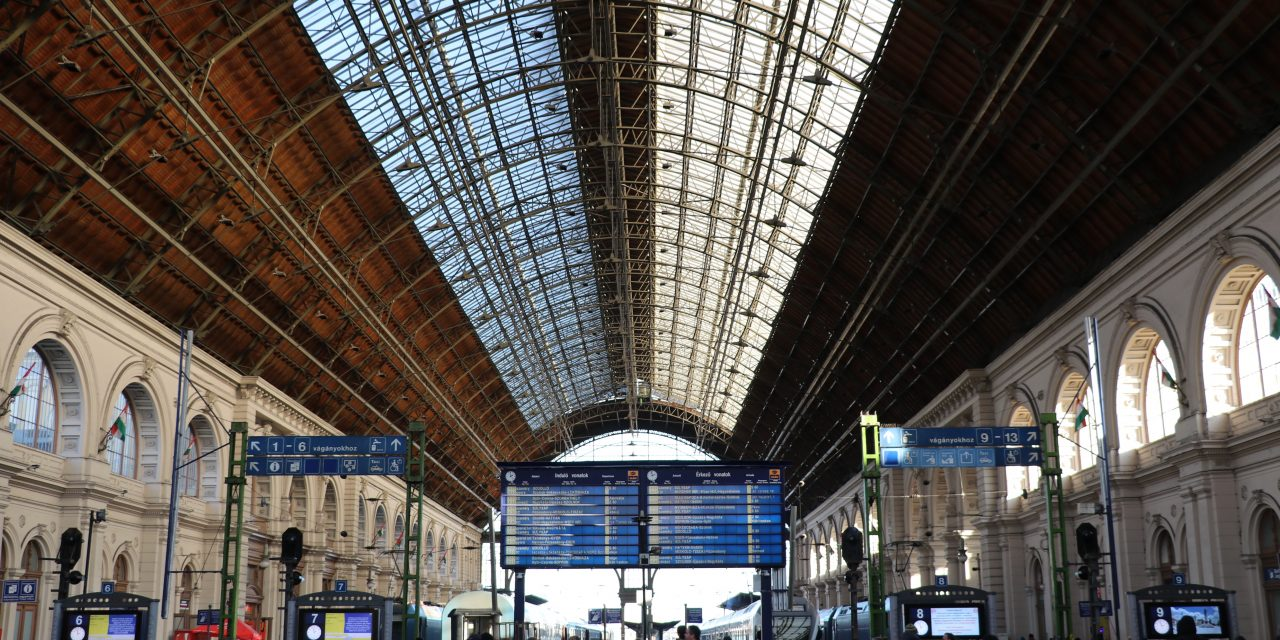 Is it possible that Budapest's main railway stations face improvements?