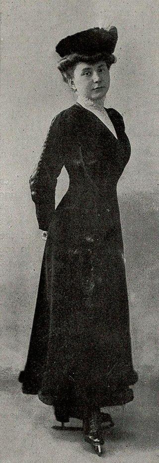 Lily Kronberger, sportswoman, champion, sport, history
