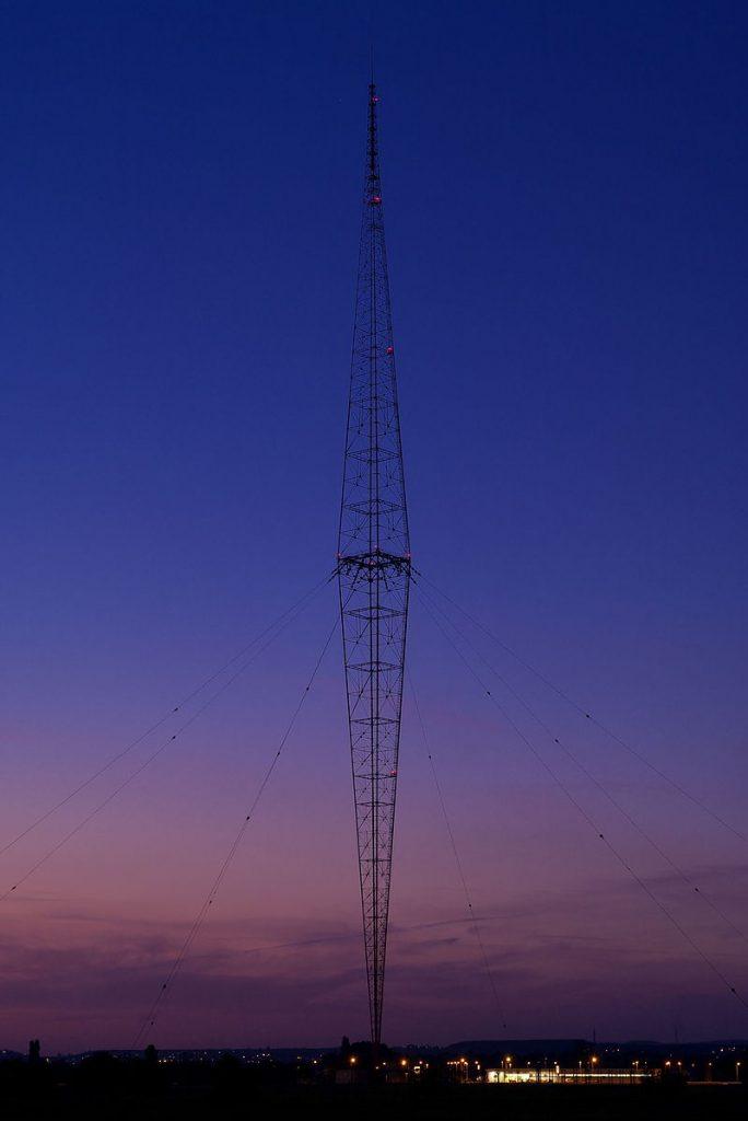 Lakihegy Tower, building, architecture, radio, mast