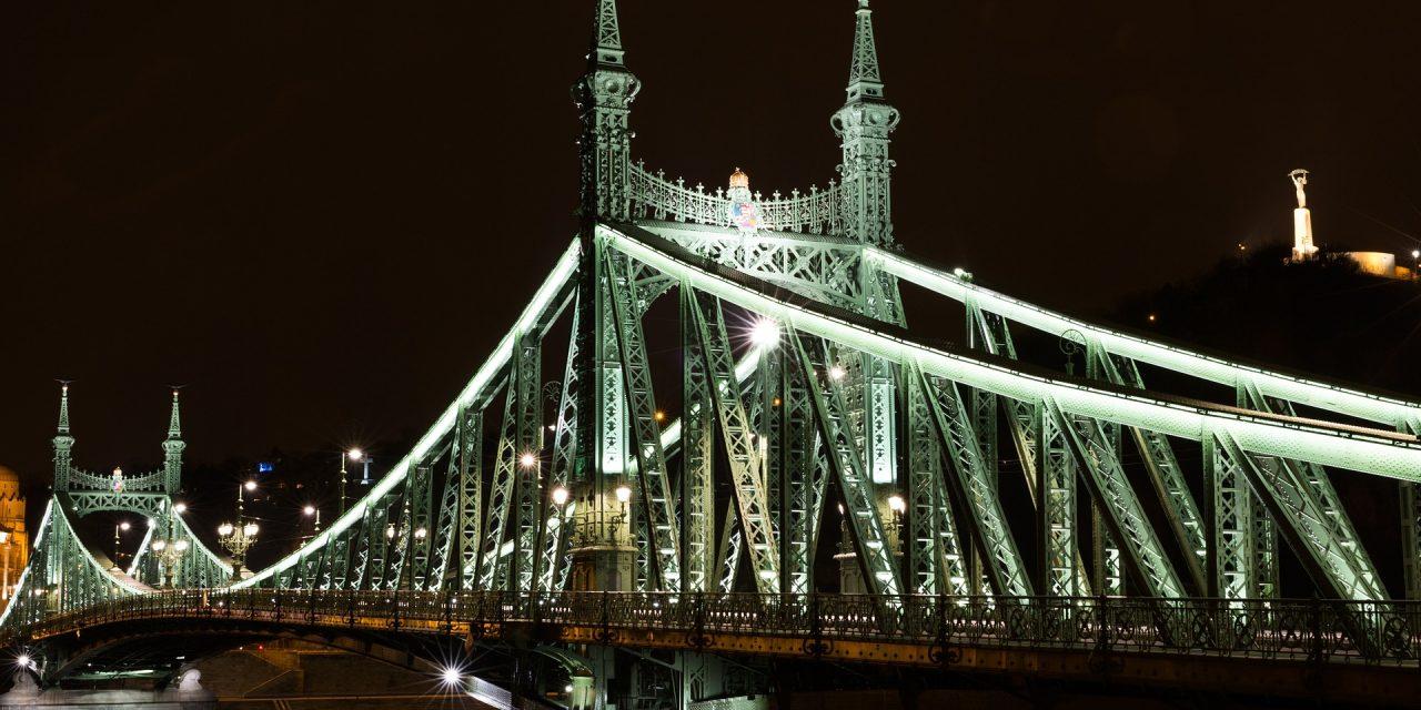 The stunning replicas of Liberty Bridge in Budapest – Photos