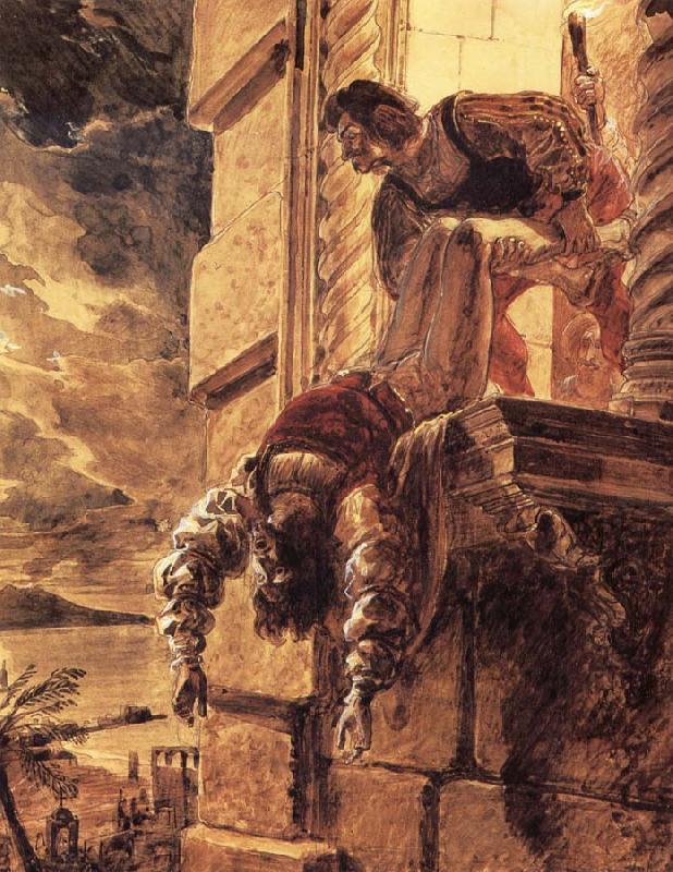 Murder of Andrew Duke of Calabria