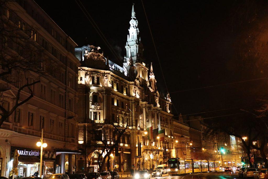 New York Cafe Budapest Hungary