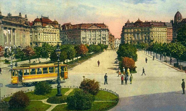 Four places in Budapest you cannot see anymore