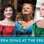Opera divas at the Erkel Theatre