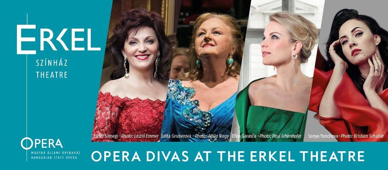 opera divas Erkel Theatre