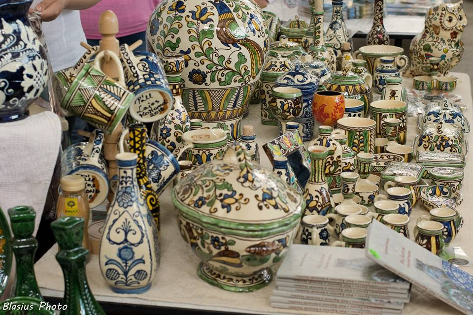 Szekler, ceramic, folk, art, colors
