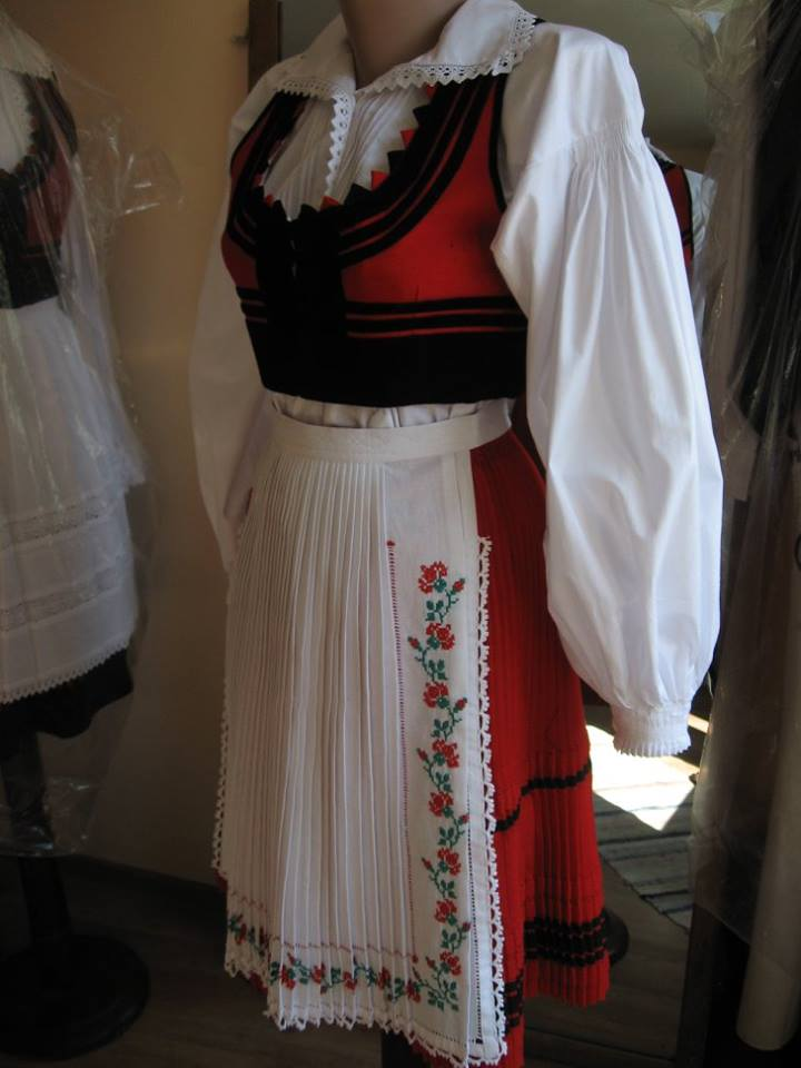 Szekrel, clothes, costume, traditional, folk