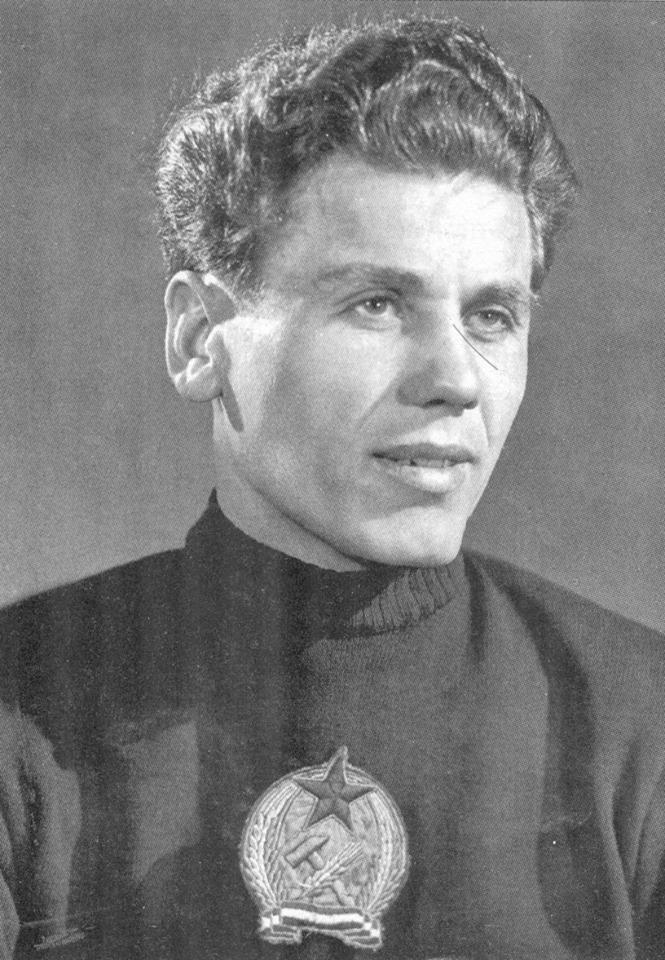 Tábori László, legendary, sportsmen, running