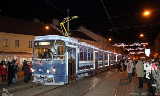 Hungary owns Europe's most beautiful tram – Photo Gallery
