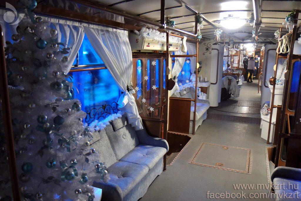 tram, Miskolc, advent, transport