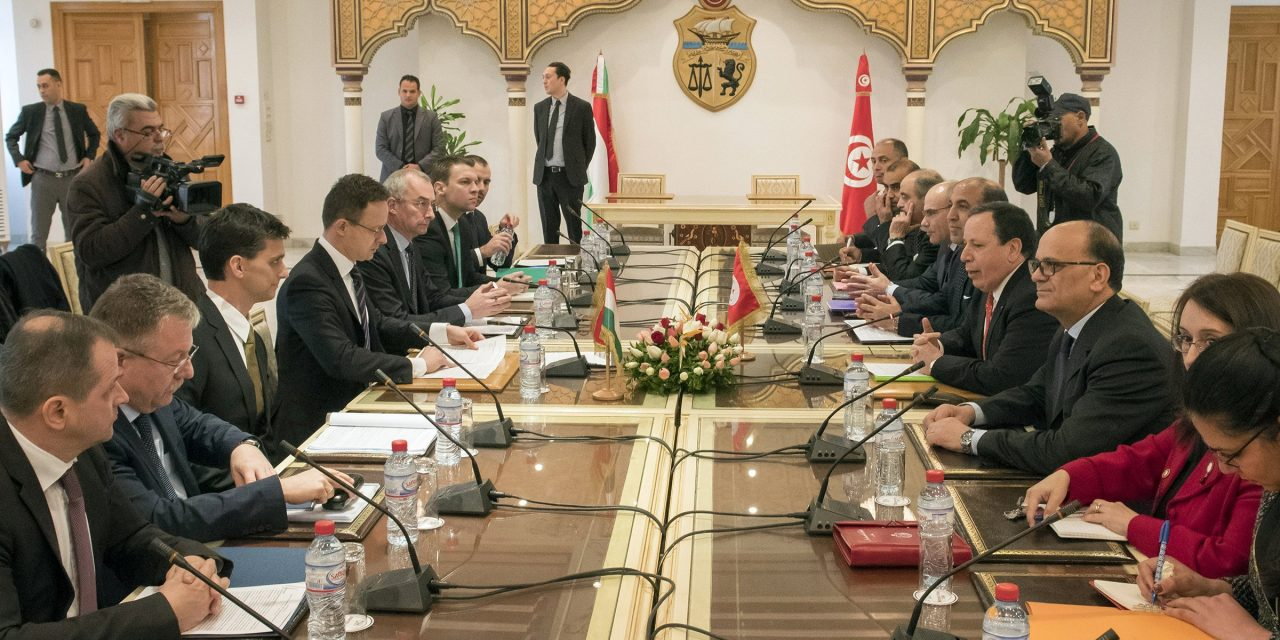 Hungary, Tunisia agree on defence, police cooperation