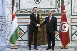 Tunisia-Hungary