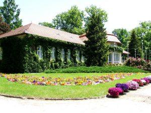 Vacratot botanic garden, Hungarian countryside