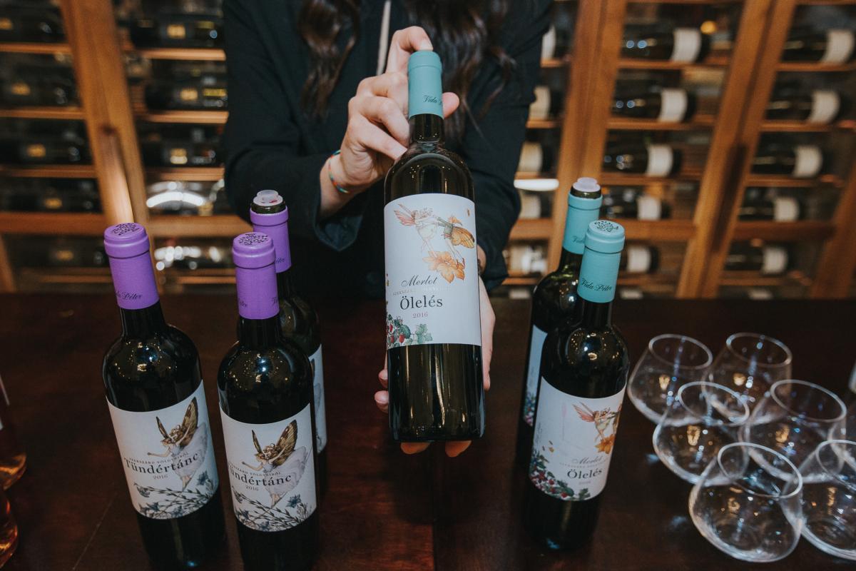 wine winery bottle