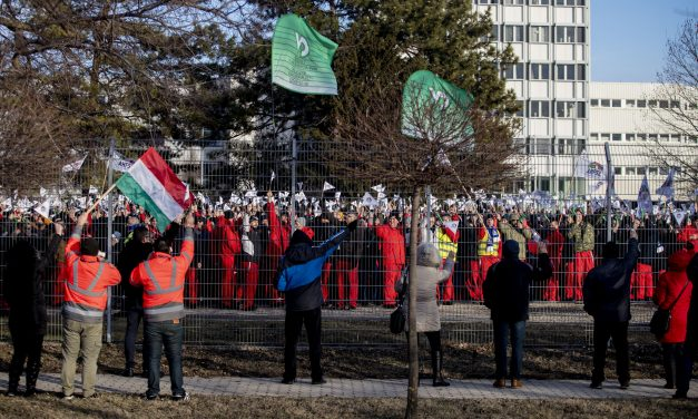 Audi Hungaria strike set to continue – UPDATE