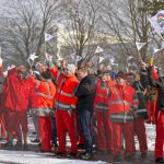 Strike in Hungary forces Audi to pause production in Germany
