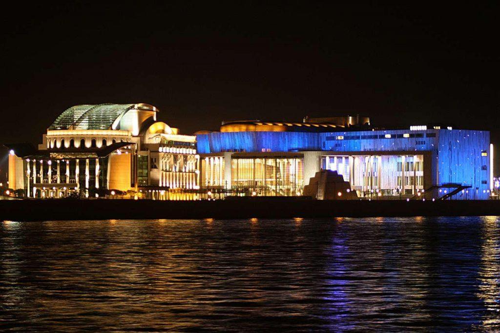 concert hall, music