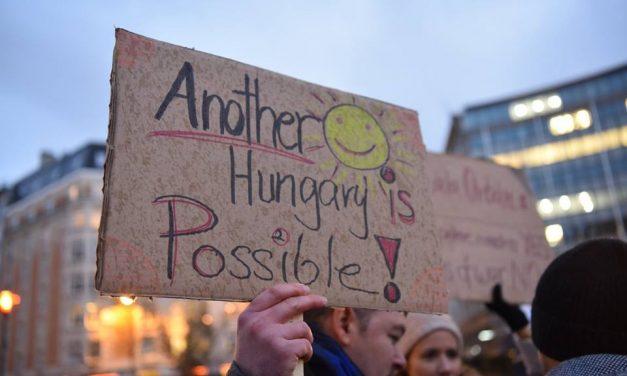 Orbán's cabinet: Brussels demonstration work of 'Soros network'
