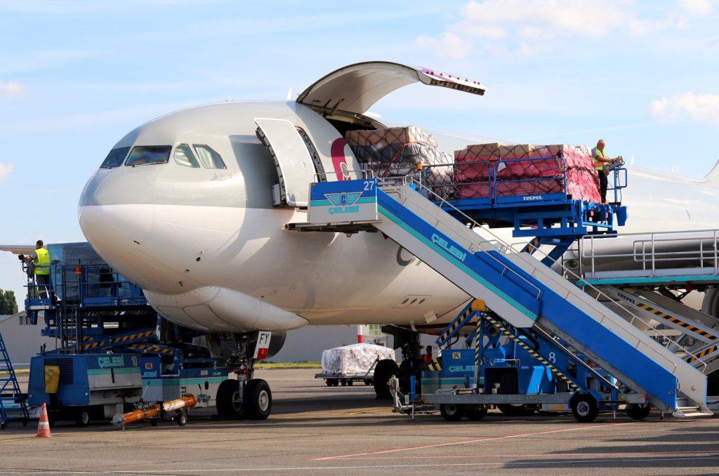 budapest airport cargo