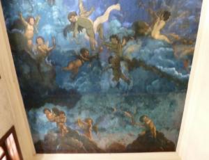 Fresco in Budapest,Teréz körút 28