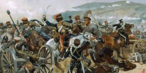 Hussars exhibition London