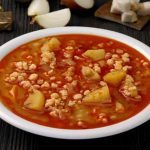 Recipe of the week: egg barley soup