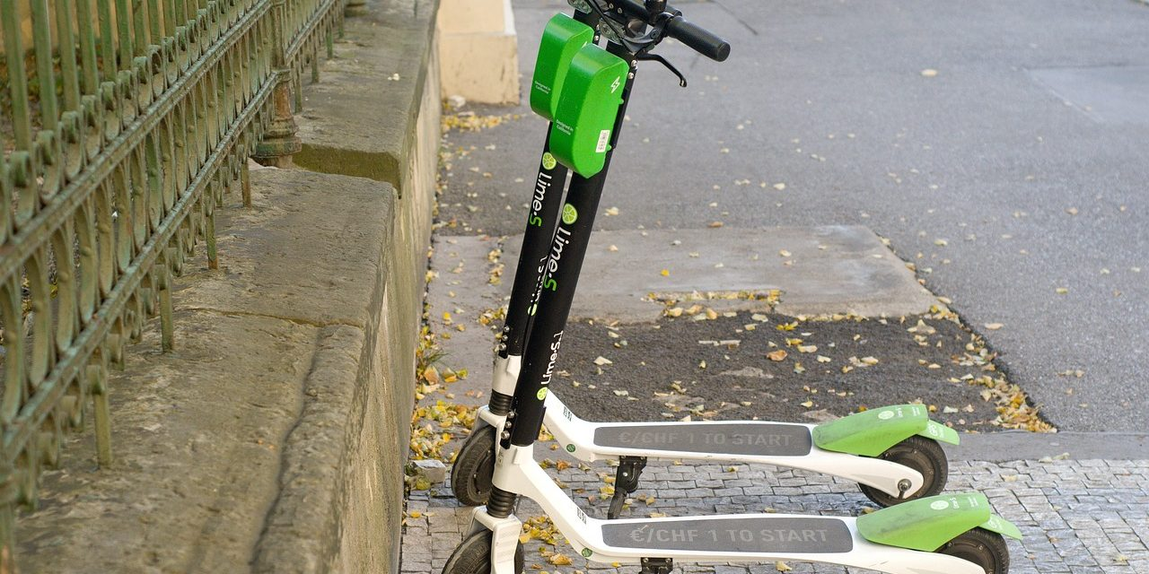 Electric scooter sharing in Budapest very soon?
