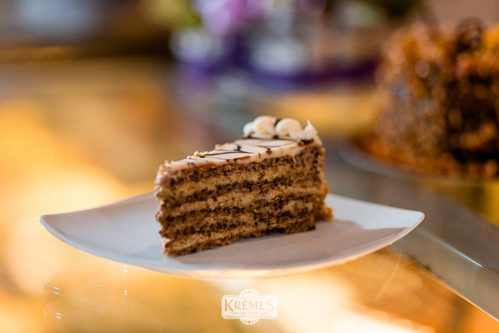 dessert, cake