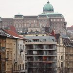 flat building budapest real estate Buda castle