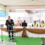 Unveiling of $70 million-worth of power generation investment from Hungary for the Bridge Power Project