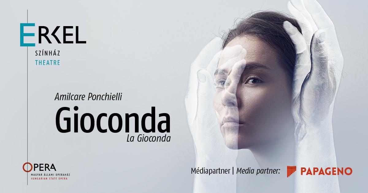 La Gioconda returns to the Erkel Theatre in a new production