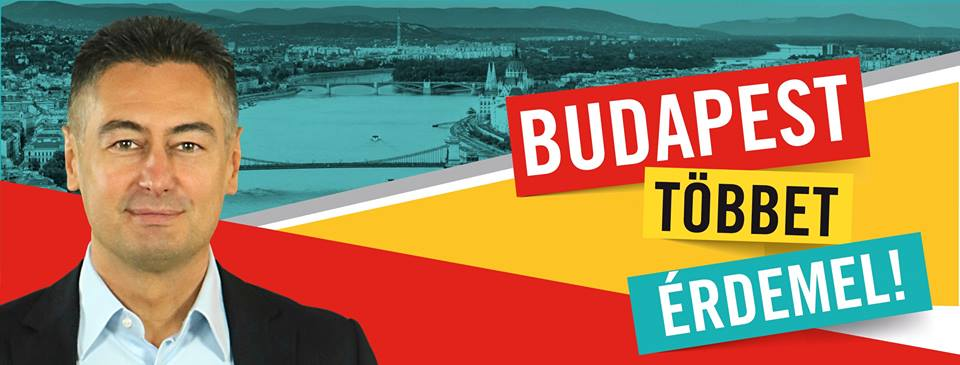 Socialist candidate for Budapest mayor announces programme