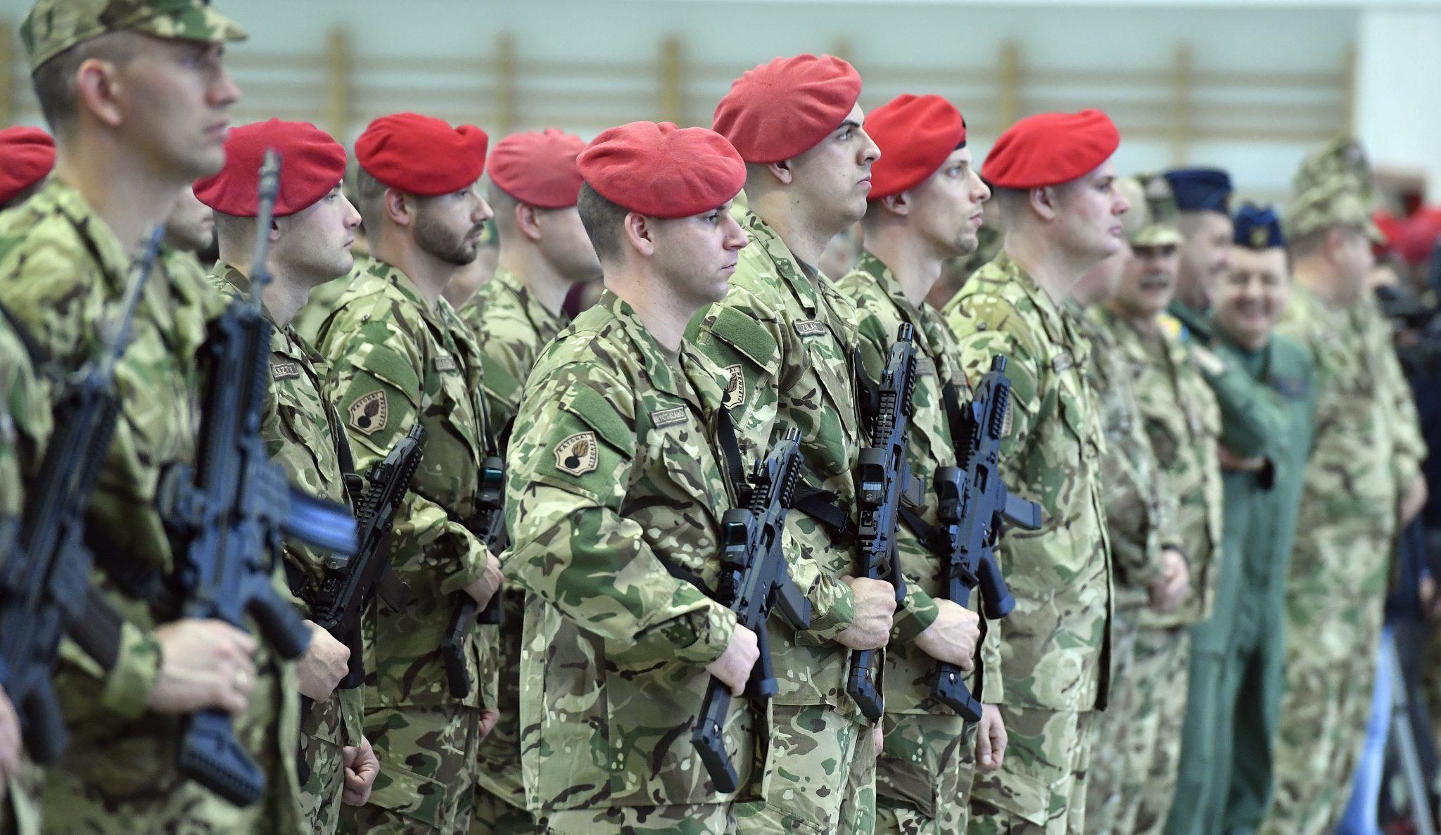 Hungarian military