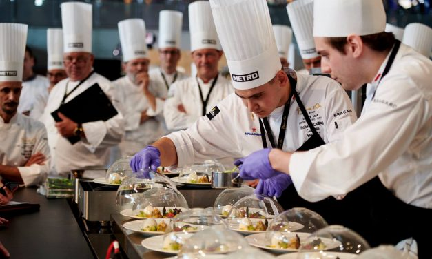 Hungarian cook team to dazzle the jury of the prestigious Bocuse d'Or