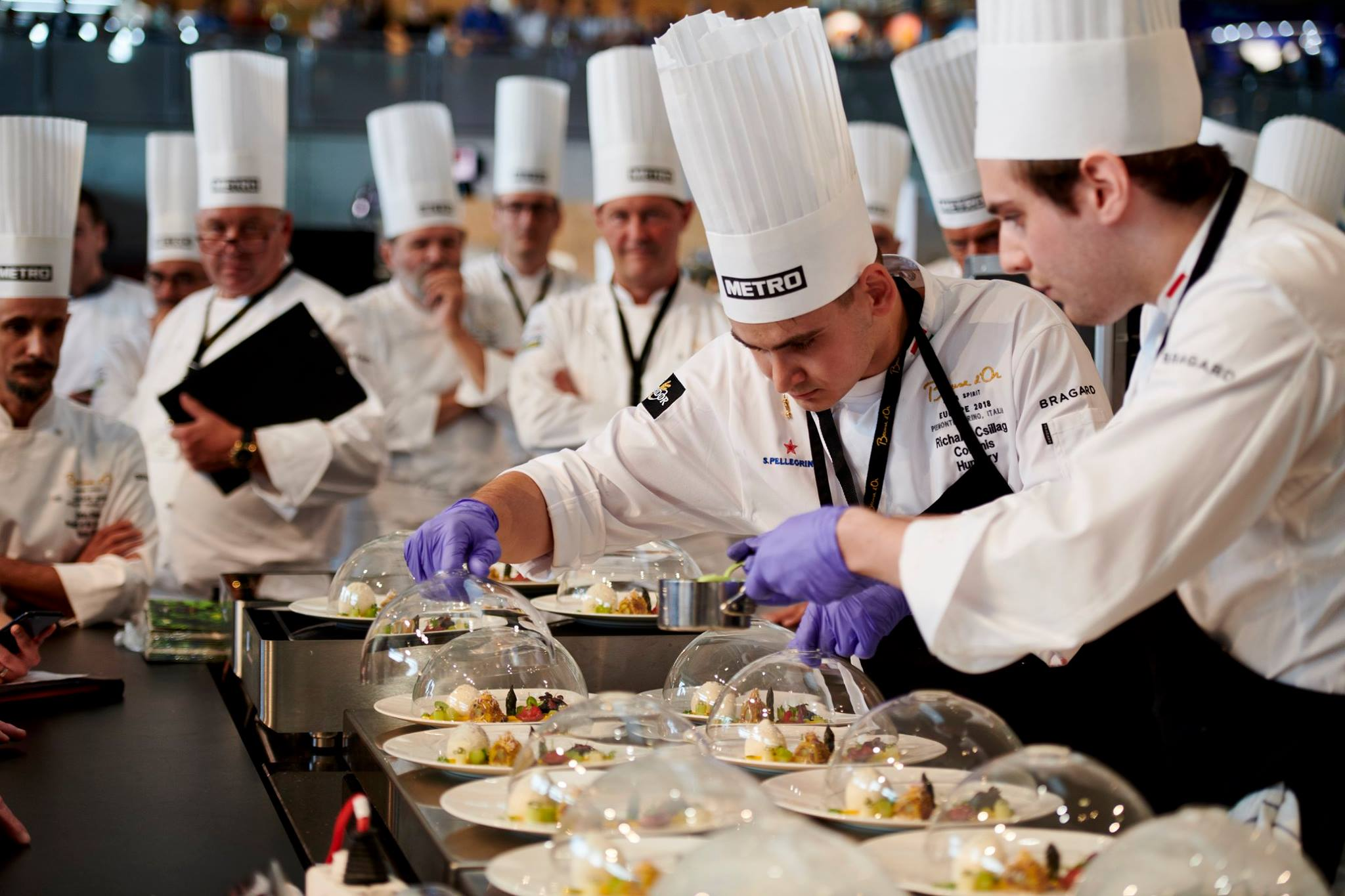 hungary-bocuse d'or