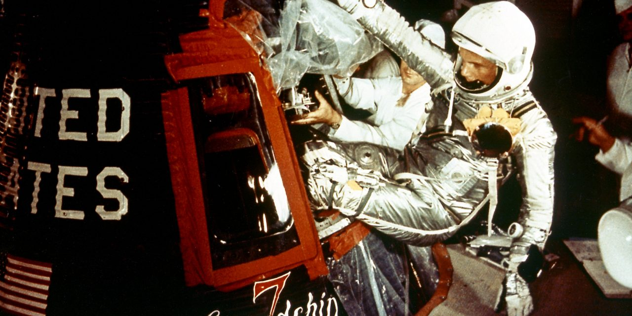 The Hungarian who developed special food for John Glenn, the legendary American astronaut