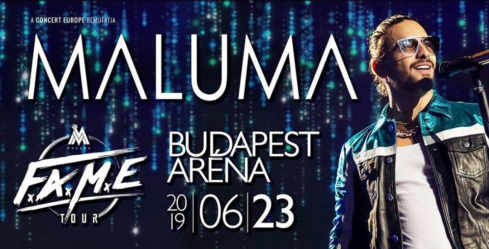 Maluma concert