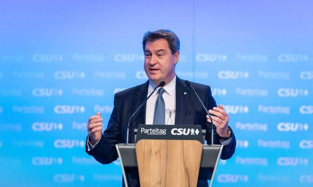 Orbán congratulates Söder on election to head Bavarian CSU