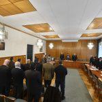 High-ranking officers sentenced for bribery, graft