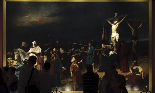 Government buys legendary Hungarian painter Munkacsy's Golgotha