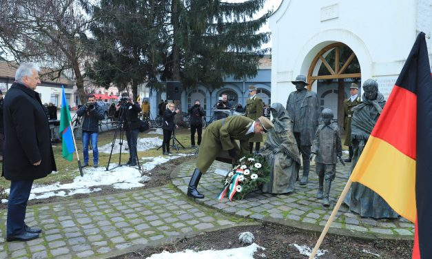 Deportation of ethnic Germans from Hungary commemorated