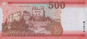 new hungarian forint