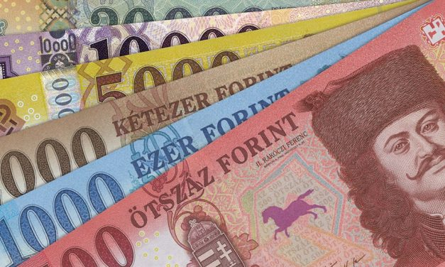 New 500 forint bill enters circulation
