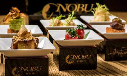 Nobu – The tasty form of self-gifting in Budapest